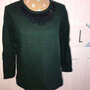 Sweaters - JCrew wool sweater-Large